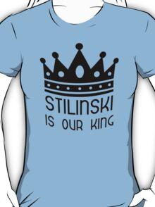 Stilinski Is Our King II T-Shirt