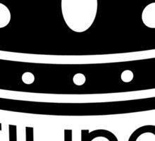 Stilinski Is Our King II Sticker
