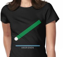 Station Angrignon Womens Fitted T-Shirt