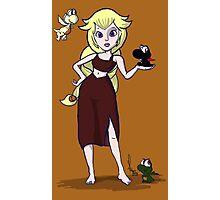 Dragon Princess, mother of Yoshis Photographic Print