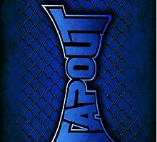 Blue Tapout by zaber83