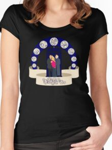 Timeless Together Women's Fitted Scoop T-Shirt