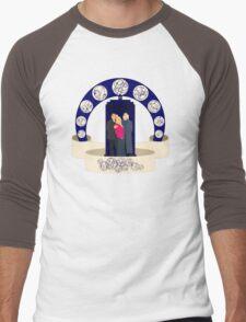Timeless Together Men's Baseball ¾ T-Shirt
