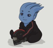 Asari Baby by brennooth