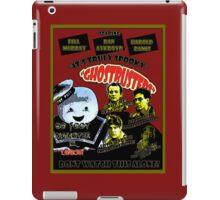Ghostbuster! iPad Case/Skin