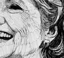 Hillary Clinton Sticker