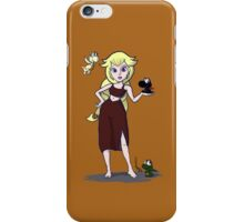 Dragon Princess, mother of Yoshis iPhone Case/Skin