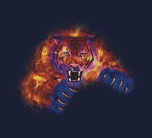 Fire Tiger Kids Clothes