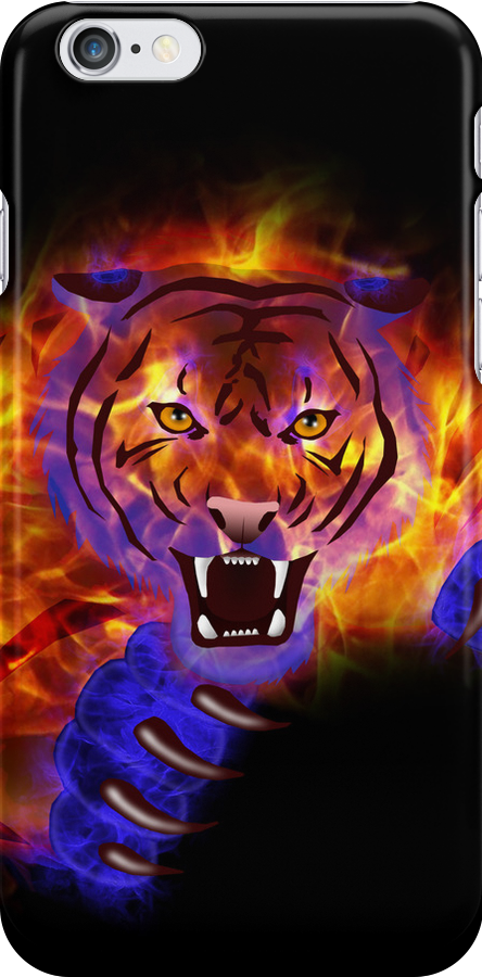 Fire Tiger by jkartlife