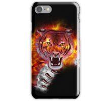 Fire Tiger iPhone Case/Skin
