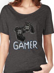 PS3 Gamer Women's Relaxed Fit T-Shirt
