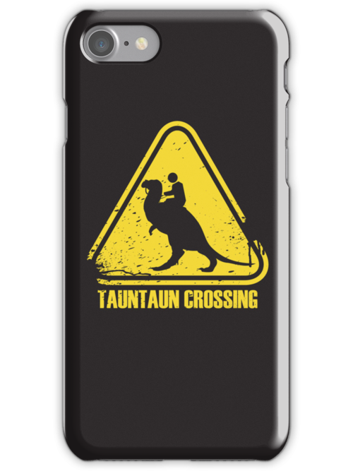 Beware! Tauntaun Crossing! by Mongosling