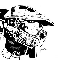 Master Chief  by ArtisticCole