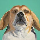HIS BEAGLENESS by studiololo