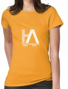 Hoodie Allen 2013 Womens Fitted T-Shirt