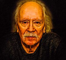 John Carpenter - Horror Legend by Brandon Batie