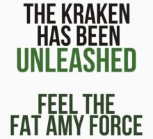 The Fat Amy Force by daanielasm