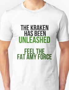 The Fat Amy Force T-Shirt