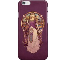 Hylian Nouveau - IPHONE iPhone Case/Skin