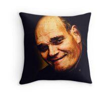 Irwin Keyes Throw Pillow