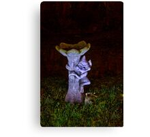 Goblin Guy Canvas Print