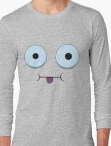 Poo-Brain Horse Long Sleeve T-Shirt