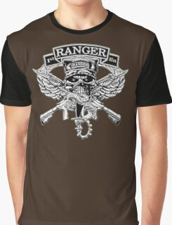 1st Ranger Battalion (T-shirt) Graphic T-Shirt