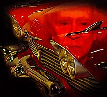John Carpenter & Christine Composite by Brandon Batie