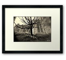 Gothic Roots  Framed Print
