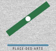 Station Place-des-Arts Kids Clothes