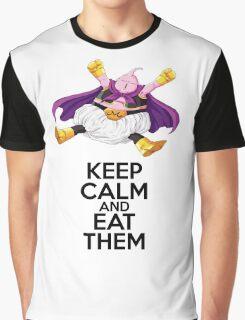 Buu - Keep Calm Graphic T-Shirt