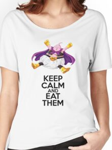 Buu - Keep Calm Women's Relaxed Fit T-Shirt