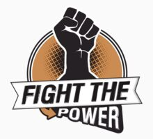 Fight the Power One Piece - Short Sleeve