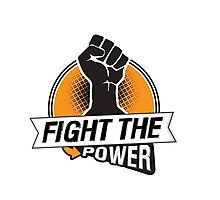 Fight the Power Photographic Print