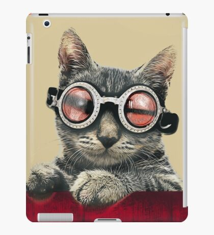 Harley 02 iPad Case/Skin