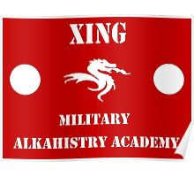 Empire of Xing Academy Poster