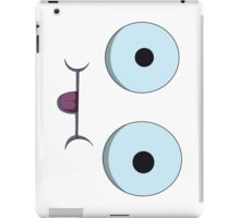 Poo-Brain Horse iPad Case/Skin