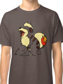 Growlithe Use Tackle! Classic T-Shirt