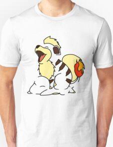 Growlithe Use Tackle! Unisex T-Shirt
