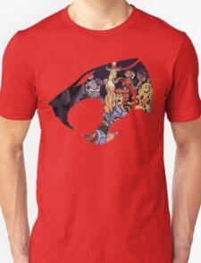Feel The Magic Hear The Roar Unisex T-Shirt