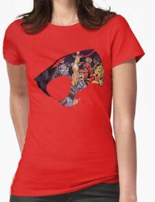 Feel The Magic Hear The Roar Womens Fitted T-Shirt
