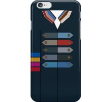 Coldplay jacket iPhone Case/Skin