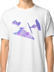 Star Wars Empire Ships Space design Classic T-Shirt
