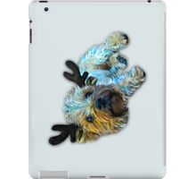 Funny terrier Christmas iPad Case/Skin