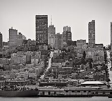 San Francisco by Norman Repacholi