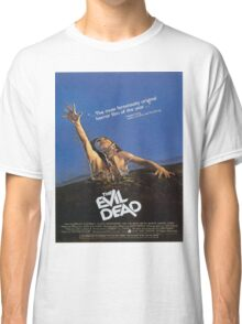 The Evil Dead Movie Poster Classic T-Shirt