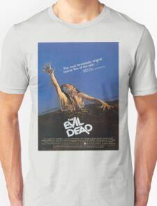 The Evil Dead Movie Poster Unisex T-Shirt