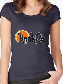Hank Co. Women's Fitted Scoop T-Shirt