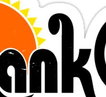 Hank Co. Sticker