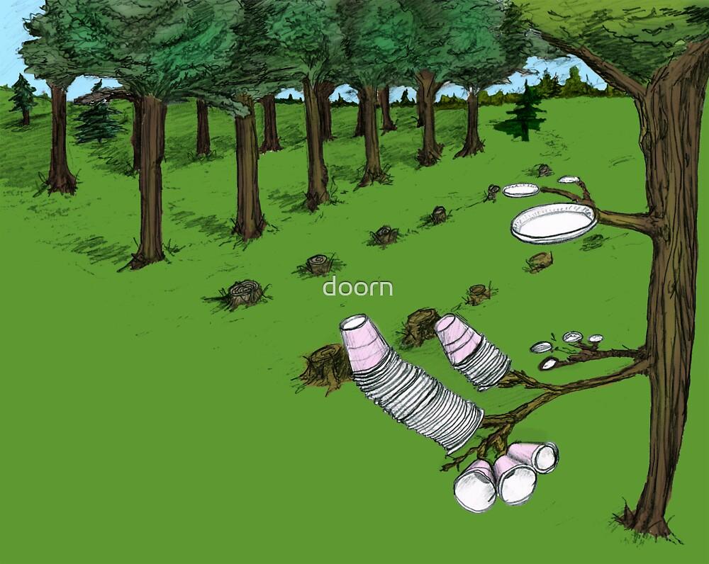 The Modern Tree Farm by doorn